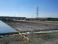 Republic Wire slab #2 ready for pour